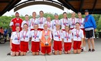U13 Girls Finalists - KH Select Red Hots